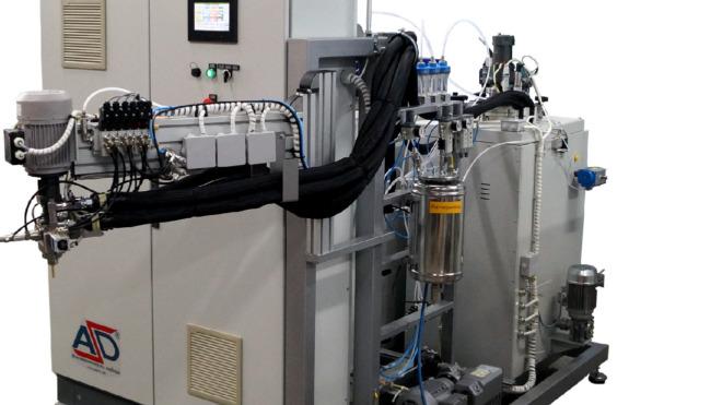 КРЕДО-ДИАЛОГ – переоснащение производства новым оборудованием